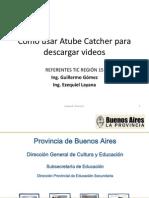 Cómo usar Atube Catcher para descargar videos