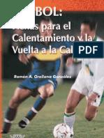 Futbol_ Fichas de Calentamiento y Vuelta - Angeles