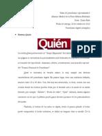 Ejemplos Periodismo Digital