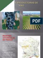 Regiones Productoras de Vino