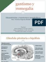 Gigantismo y Acromegalia - Scribd