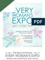 Women's Expo 2012