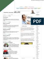 Artículos escritos por Juan José Millás _ EL PAÍS