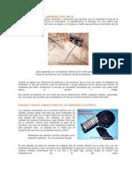 CONDUCTORES DE LA CORRIENTE ELÉCTRICA