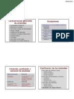 LECCIÓN 10- ALCALOIDES