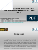 Apresentação SEPE - 2011