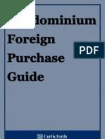CF Condominium Foreign Purchase Guide (Version 1)