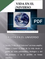 La Vida en El Universo[1]