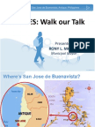 STRIDE-San Jose Presentation