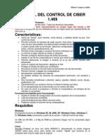 Manual Del Control de Ciber 1.469