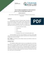 1. Sales Mktg - IJSMMRD - Feasibility - Aghayian - Iran