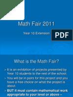 Math Fair