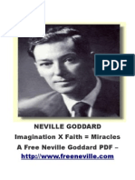 Neville Goddard PDF - Imagination Multiplied by Faith