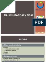 Daiichi Ranbaxy Final