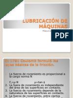 LUBRICACIÓN DE MÁQUINAS
