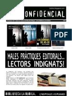 L'H Confidencial, 90. Males pràctiques editorials... lectors indignats