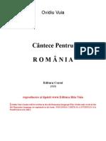 22.12.1989 - Memoria Cantece Pentru Romania