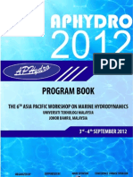 APHydro Program Book