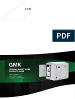 Recloser Smart Grid - GMK Kiosk Brochure