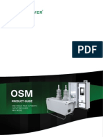 Recloser Smart Grid - OSM Single Pole Brochure