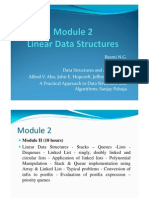 M2_Linear Data Structures