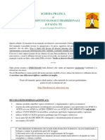 Detersivi Ecologici - Scheda Pratica