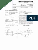 Illumination of objects using spatial light modulators (US patent 7564509)