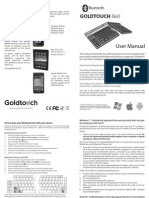 Goldtouch Go User Manual 8