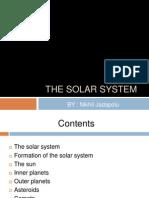 The Solar System Nikhil.ppt