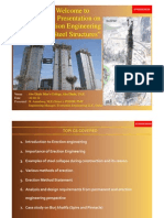 Erection of Steel Buildings