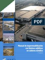 Manual de Impermeabilizacion Cubiertsas
