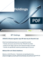 BP Holdings