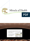 The Miracle of Health