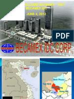 Becamex IDC June 2012