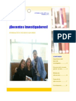 Revista Para Desarrollo de Proyectos