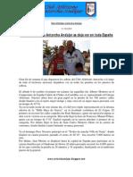 El C.A. Antorcha se deja ver en toda España