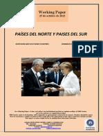 PAÍSES DEL NORTE Y PAÍSES DEL SUR (Es) NORTHERN AND SOUTHERN COUNTRIES (Es) IPARRALDE ETA HEGOALDE (Es)