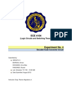 Decoder/Code Converter Circuit