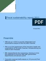 FSR 2011 Presentation Final