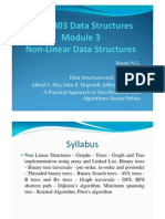M3_Non Linear Data Structures