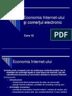 Economia Internetului Si Comertul Electronic
