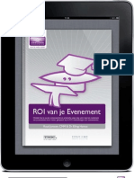 ROI van Je Evenement Whitepaper Evoluon TNOC & Event ROI Institute