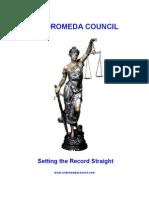 Andromeda Council