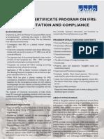 Brochure–IFRS