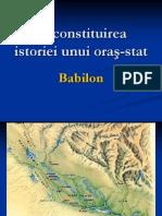 Schita Lectiei_reconstituirea Unui Oras Stat_Babilonul