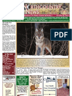 Northcountry News October 26, 2012
