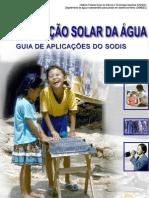 Manual de Desinfecção Solar da Água - SODIS