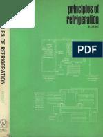 Dossat Principles of Refrigeration