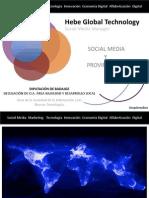 Presentación Social Media para PYME´s