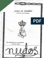 - MANUAL NUDOS - armada española (111) SUPER!!